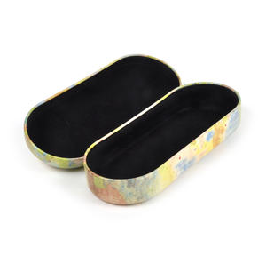 Paul Klee - Insula Dulcamara - Glasses Case Thumbnail 2
