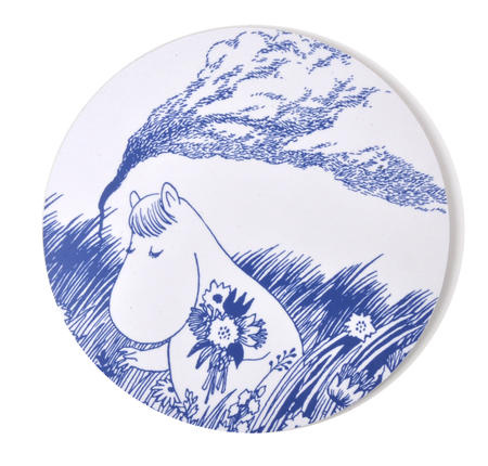 Tove Nordic Sleeping Little My - Trivet / Placemat / Pot Coaster
