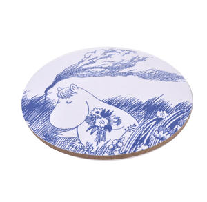 Tove Nordic Sleeping Little My - Trivet / Placemat / Pot Coaster Thumbnail 2