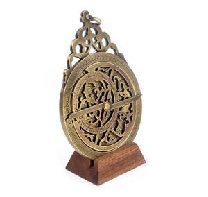 Oriental Astrolabe - Hemispherium Replica Antique Scientific Instrument Thumbnail 3