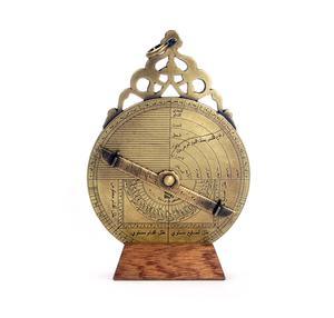 Oriental Astrolabe - Hemispherium Replica Antique Scientific Instrument Thumbnail 4
