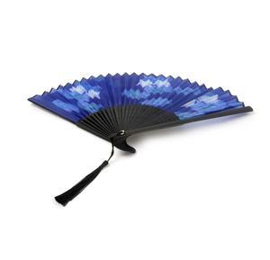 Claude Monet Hand Fan  - Monet's Water Lillies Fan in Case Thumbnail 3