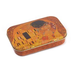 Gustav Klimt Art Box - Secret Stash Box  - The Kiss Thumbnail 2