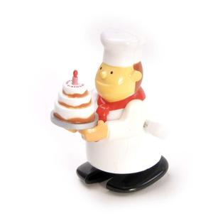 Clockwork Master Chef -  Wind Up Professional Cook - Random Colours - Rapid Runner