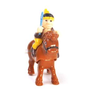 Clockwork Horse Riders - Random Designs - Wind Up Cowboy, Indian or Jockey - Mini Rider Thumbnail 6