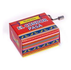 El Condor Pasa  - World Hits - Handcrank Music Box Thumbnail 2