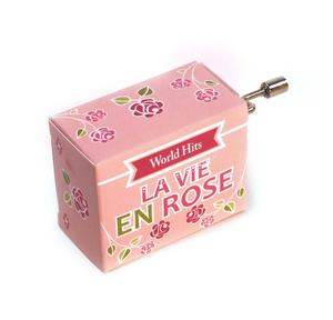 La Vie En Rose - World Hits - Handcrank Music Box Thumbnail 2