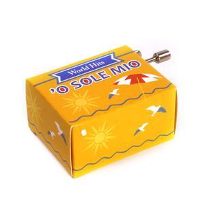 O Sole Mio - World Hits - Handcrank Music Box Thumbnail 2