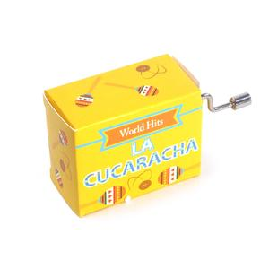 La Cucaracha - World Hits - Handcrank Music Box Thumbnail 1