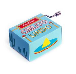 Cielito Lindo - World Hits - Handcrank Music Box Thumbnail 2