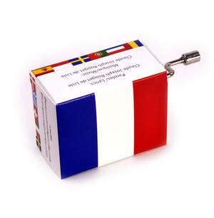 L'hymne national Francais - French National Anthem - Marseillaise - Handcrank Music Box Thumbnail 2