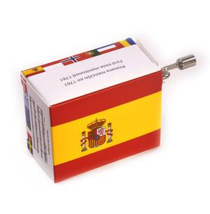 Himno nacional de Espana - Spanish National Anthem - Marcha Real - Handcrank Music Box Thumbnail 2