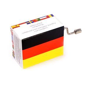 Deutsche Nationalhymne - German National Anthem - Einigkeit und Recht und Freiheit - Handcrank Music Box Thumbnail 2