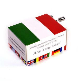 Inno Nazionale della Repubblica Italiana - Italian National Anthem - Il Canto degli Italiani - Handcrank Music Box Thumbnail 1