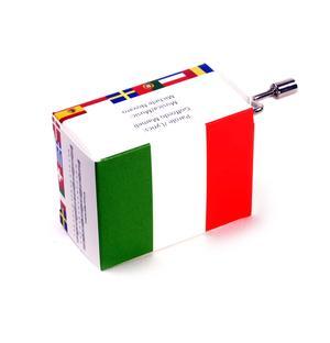 Inno Nazionale della Repubblica Italiana - Italian National Anthem - Il Canto degli Italiani - Handcrank Music Box Thumbnail 2