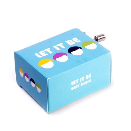 Beatles - Let it Be - Handcrank Music Box