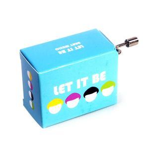 Beatles - Let it Be - Handcrank Music Box Thumbnail 2