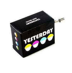 Beatles - Yesterday - Music Box Thumbnail 1