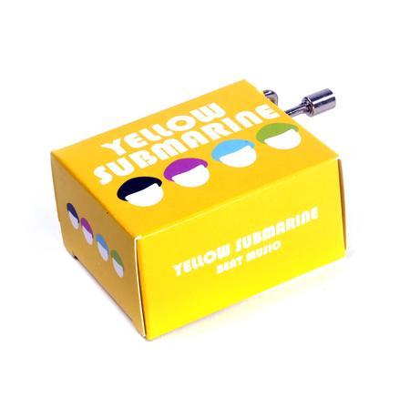 Beatles - Yellow Submarine - Music Box