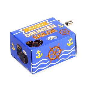 Drunken Sailor  - World Hits - Handcrank Music Box Thumbnail 2