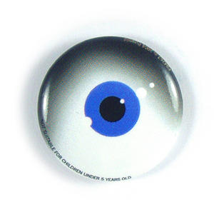 Eyeball Badge