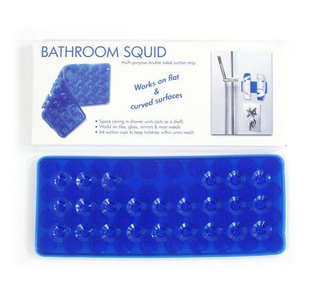 Bathroom Squid Suction Strip