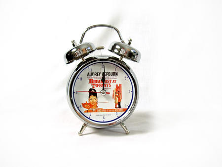 Breakfast At Tiffany's Alarm Clock