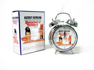 Breakfast At Tiffany's Alarm Clock Thumbnail 2