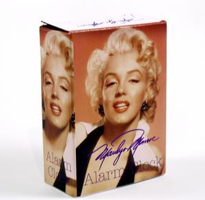 Marilyn Monroe Alarm Clock Thumbnail 2