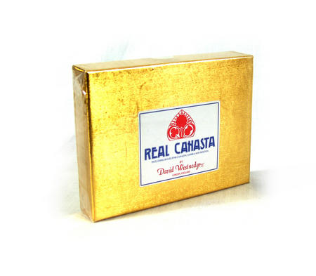 Real Canasta Set - Deluxe Card Box Set