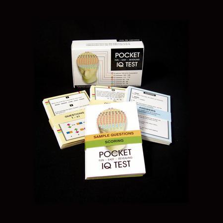 Pocket Iq Test