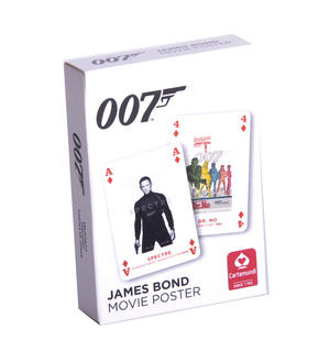 James Bond Movie Poster Cards Thumbnail 1
