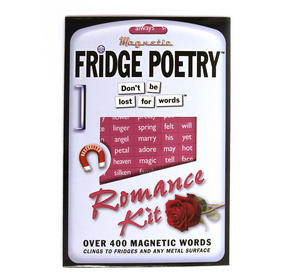 Romantic Fridge Poetry Set Thumbnail 2