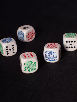 Poker Dice / Liar Dice Thumbnail 3