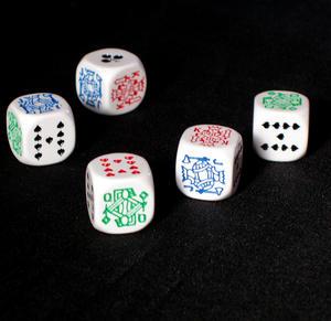 Poker Dice / Liar Dice Thumbnail 1
