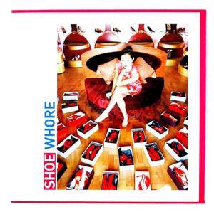 Shoe Whore Greeting Card Thumbnail 1