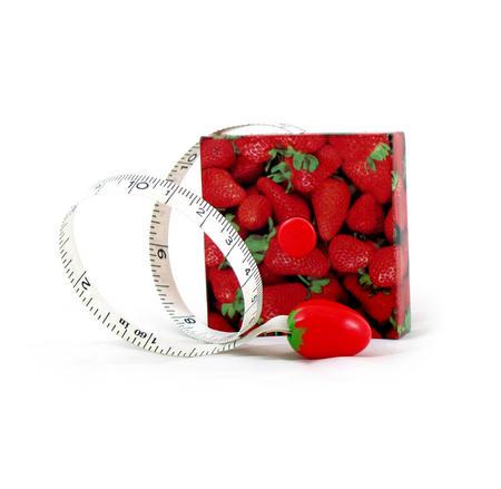 Strawberries Tape Measure
