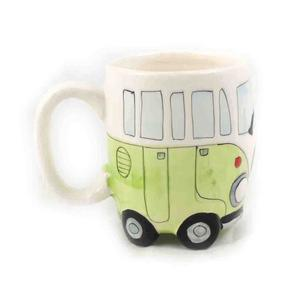 Campervan Mug - Random Colours Thumbnail 2