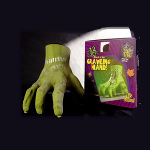 The Thing - Attack Of The Green Crawling Hand Thumbnail 1