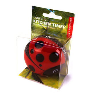 Ladybird Kitchen Timer Thumbnail 1
