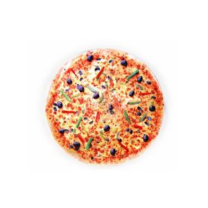 Pizza - Melamine 20cm Side Plate Thumbnail 1