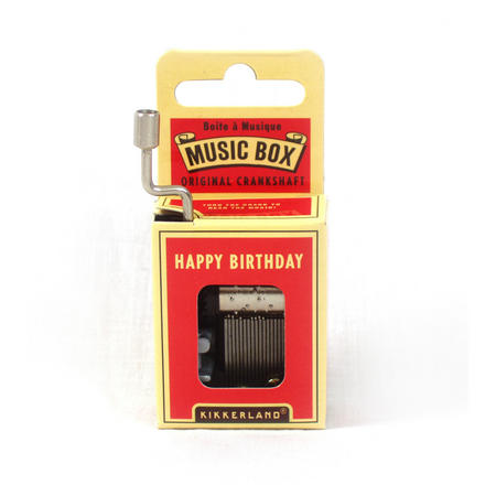 Music Box - Happy Birthday