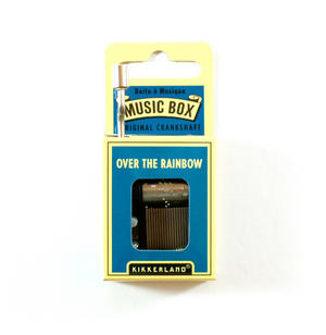Over The Rainbow - Music Box Thumbnail 1