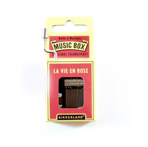Music Box - La Vie En Rose Thumbnail 1