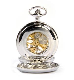 Scottish Thistle Pocket Watch Thumbnail 4