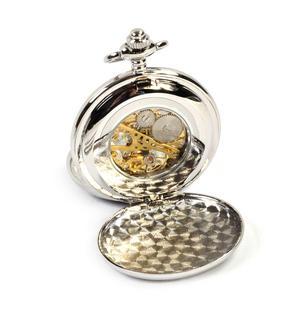 Scottish Thistle Pocket Watch Thumbnail 7
