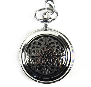 Celtic Neverending Knot Pocket Watch Thumbnail 5