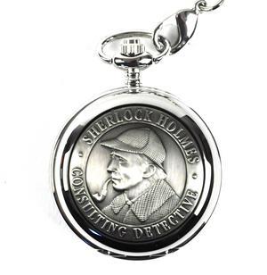 Sherlock Holmes Pocket Watch Thumbnail 1