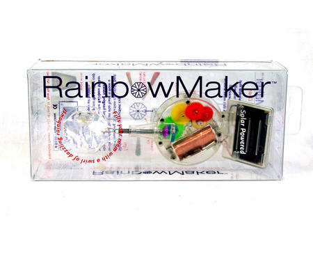 The Original Solar Powered Rainbow Maker