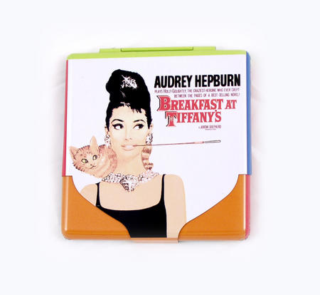 Audrey Hepburn Breakfast At Tiffanys Card Holder